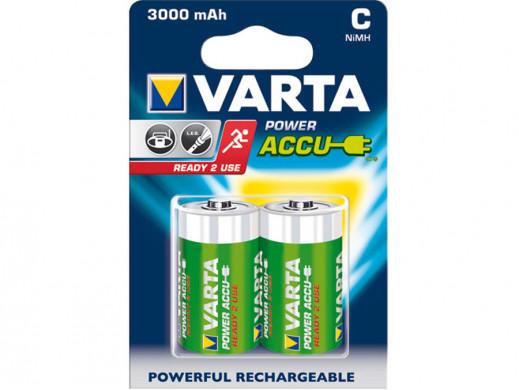 Akumulator R-14 3000mAh Varta