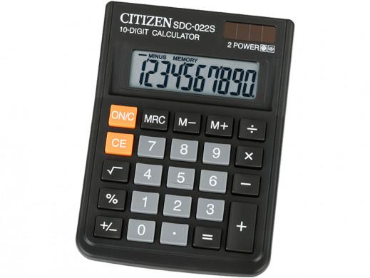 Kalkulator SDC022s...