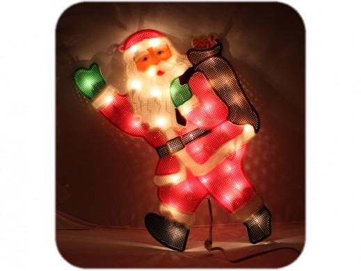 Ozdoba świąteczna mikołaj...