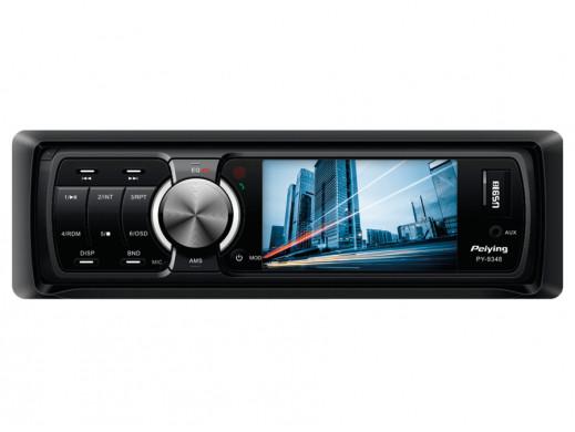 Radio samochodowe Peiying PY9348