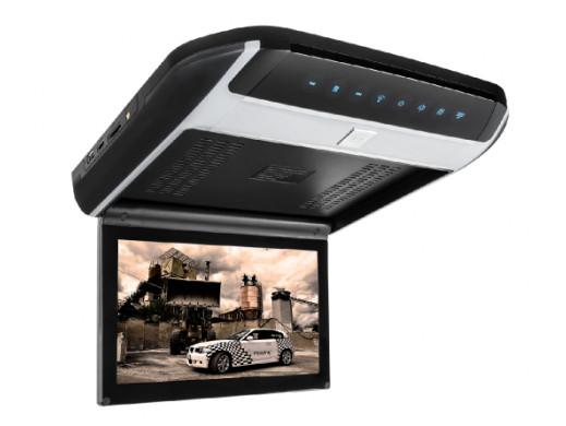 """Monitor LCD 10"""" z DVD PY-TR1072 Peiying podwieszany"""