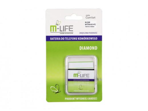 Bateria do HTC HD2 1600mAh M-Life