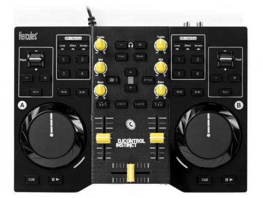 Konsoleta DJ Hercules DJ Control Instinct Street Edition