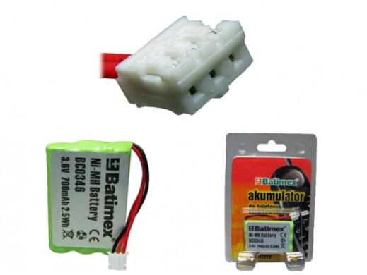 Akumulator BCO346 700mAh...