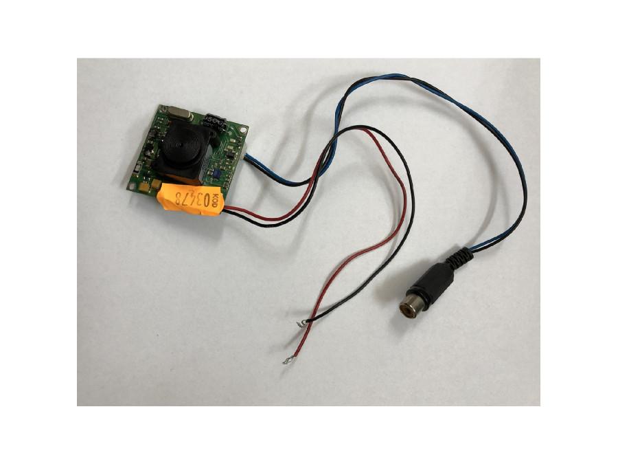 Kamera czarno-biała YK3007C BOARD PINH Sony płytkowa