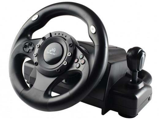 Kierownica Drifter PC/PS3...
