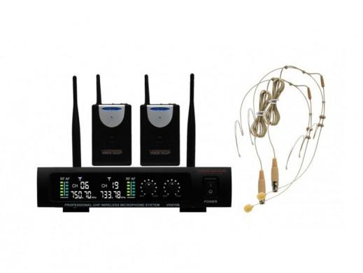 Mikrofony bezprzewodowe VK-670B VoiceKraft