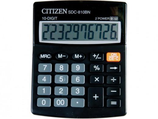 Kalkulator SDC-810BN Citizen