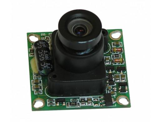 Kamera czarno-biała C3112-62B1 BOARD 3,6mm płytkowa