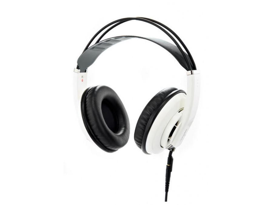 Słuchawki nagłowne HD-681 Evo Superlux białe