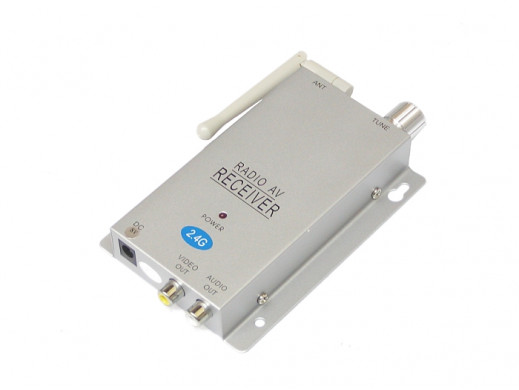 Kamera kolorowa 2.4Ghz bezprzewodowa Cabletech