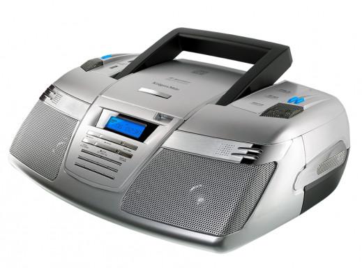 Boombox CD/SD/USB/FM KM9900...