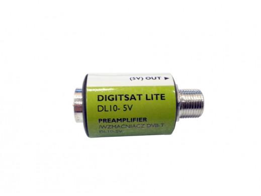 Wzmacniacz DVB-T DL10 5V Digitsat