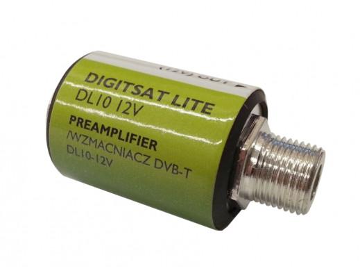Wzmacniacz DVB-T DL10 12V...