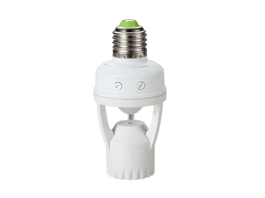 Oprawa żarówki z czujnikiem ruchu zmierzchu 360° Maclean Energy MCE24