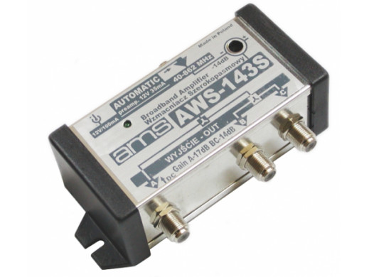 Wzmacniacz antenowy AWS-143...