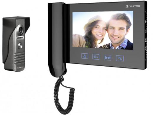 Videodomofon 7 cali ze...