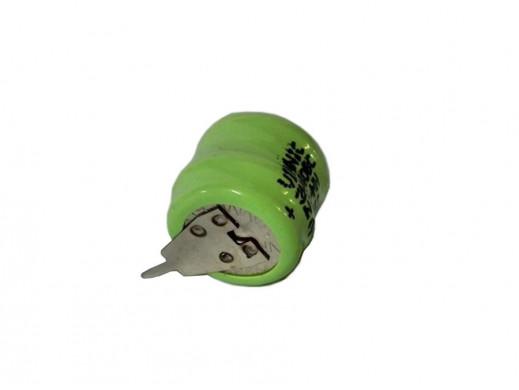 Akumulator 2H40BC 2,4V 40mAh Vinnic 2pin