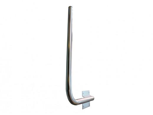 Maszt anteny sat 25cm długość 75cm lewy