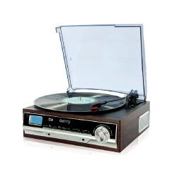 Gramofon z radiem FM CR1113...
