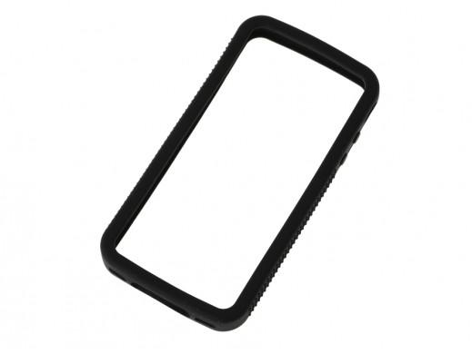 Bumper do iPhone 4/4S ML0221 silikonowy czarny