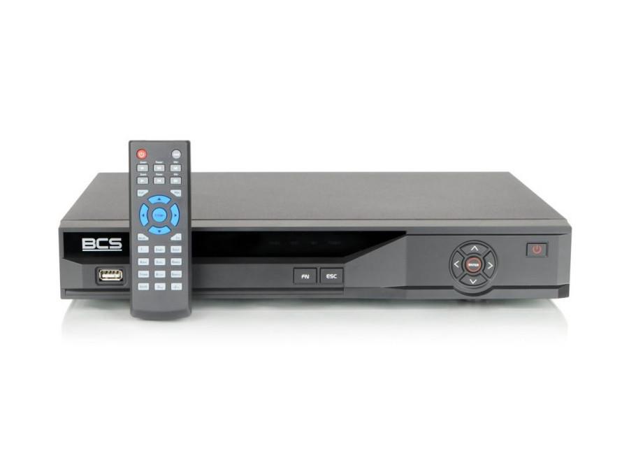 Rejestrator 4-kanałowy BCS-DVR0401QEA-II