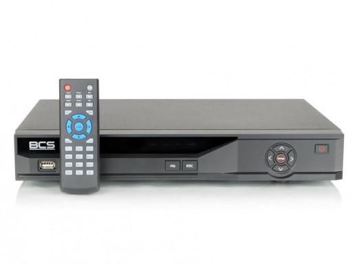 Rejestrator 8-kanałowy BCS-DVR0801QEA-II