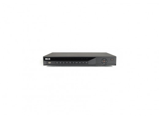 Rejestrator 8-kanałowy BCS-DVR0802Q-II
