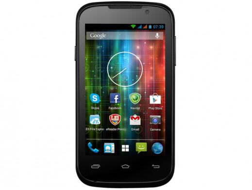 Smartfon PAP3400 Duo...