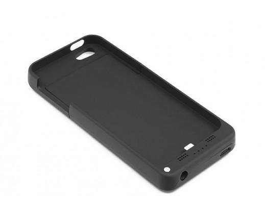 Bateria zewnętrzna do Apple iPhone 5/5S czarna
