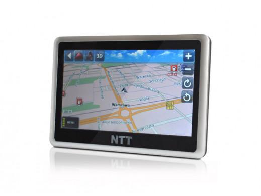 Nawigacja NTT 5069 MapaMap...