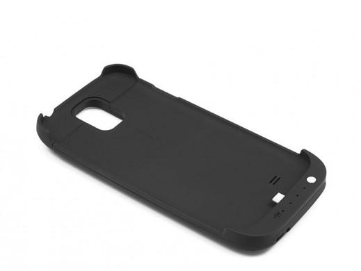 Bateria zewnętrzna do Samsung I9500 S4 czarna