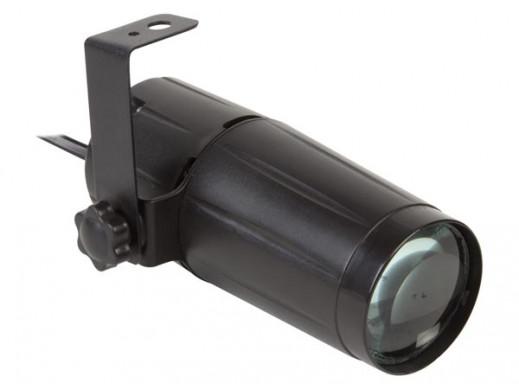 Mini reflektor LED 3W punktowy VDLLMS3 do kul dyskotekowych