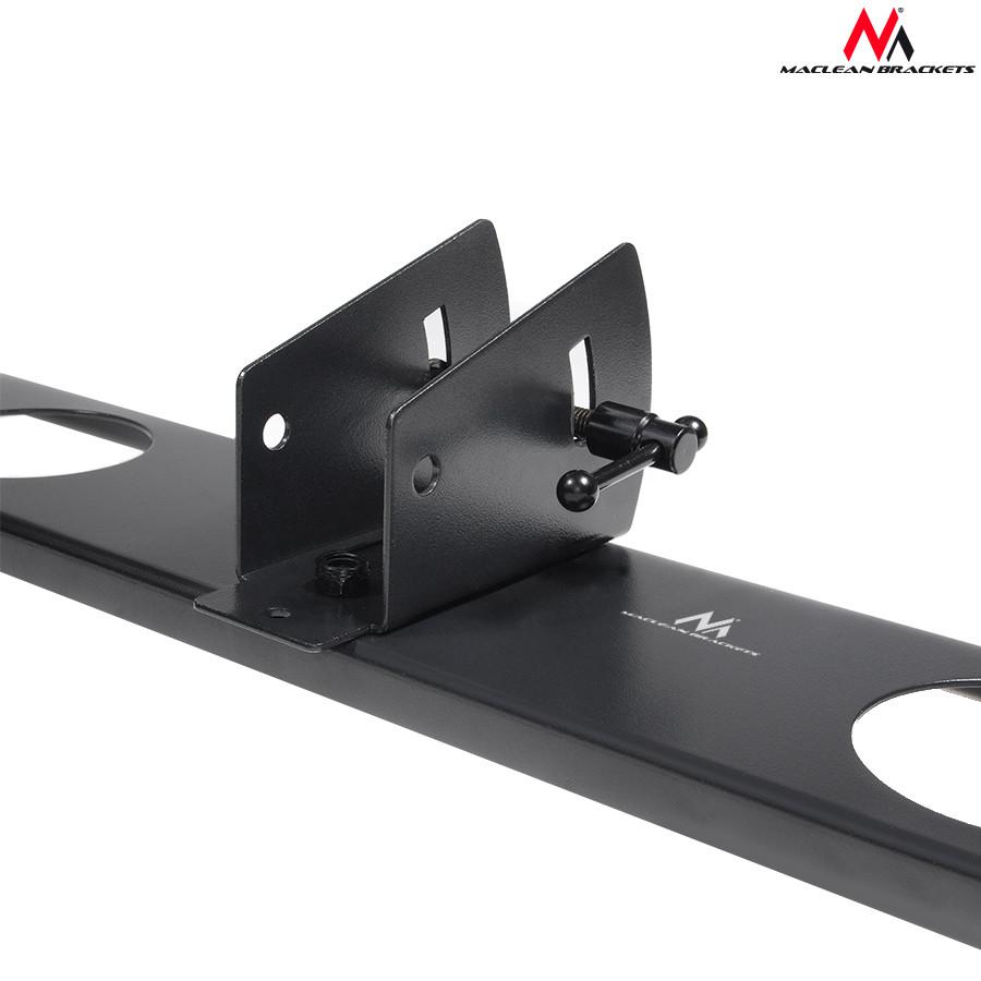 uchwyt do telewizora sufitowy 32 55 maclean mc 631 50kg max vesa 400x400. Black Bedroom Furniture Sets. Home Design Ideas