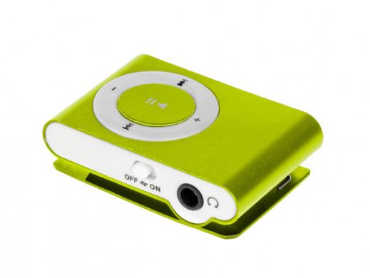Odtwarzacz MP3 z czytnikiem...