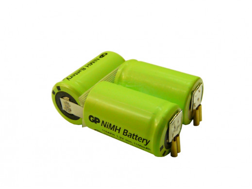 Akumulator 110AFH-B 1100mAh 3,6V z końcówkami
