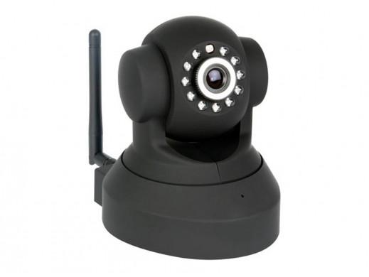 Kamera sieciowa kolorowa CAMIP5N1 bezprzewodowa