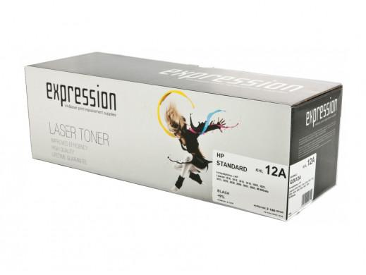 Toner HP AT12 KHL-12A  czarny (2580k) expression