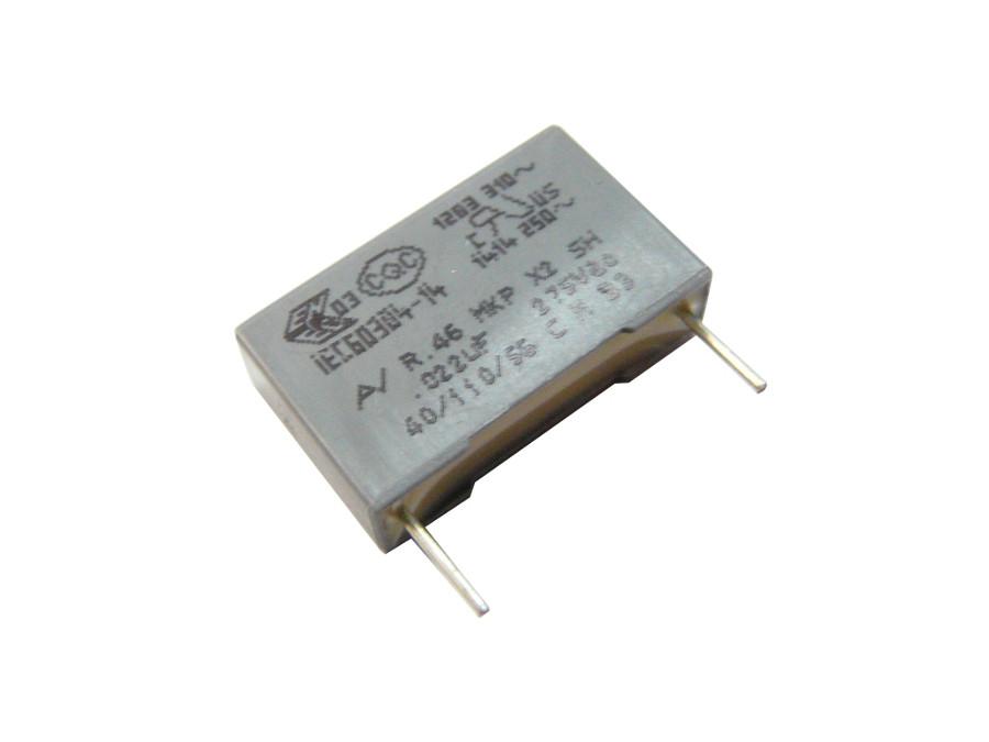 Kondensator AC 22nF/250V