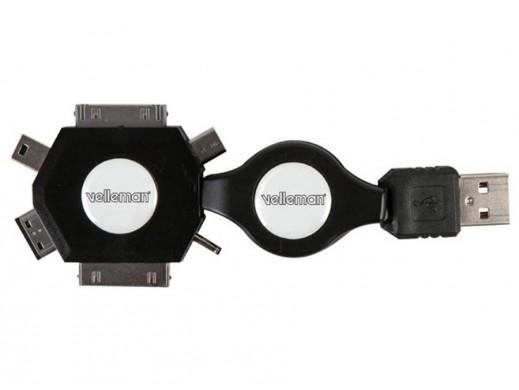 Adapter USB 2.0 PLUGSPSET11...