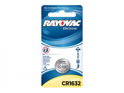 Bateria CR-1632 Rayovac 3V