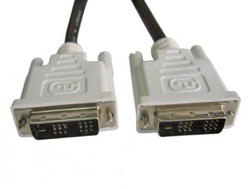 Przewód, kabel DVI-DVI 1,8m