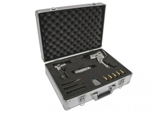 Skrzynka narzędziowa 455x330x152mm Perel