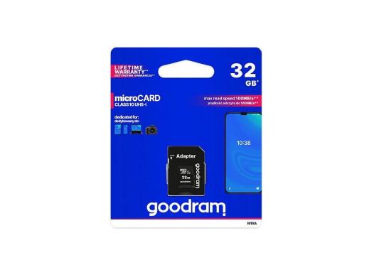 Karta pamięci mikroSD 32GB...