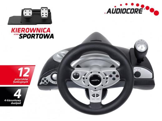 Kierownica Audiocore AC1000...