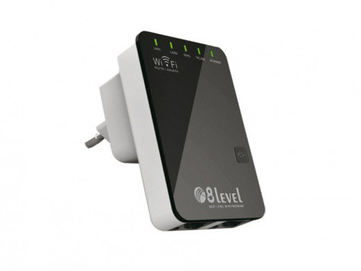 Repeater WiFi WRP-300 8Level