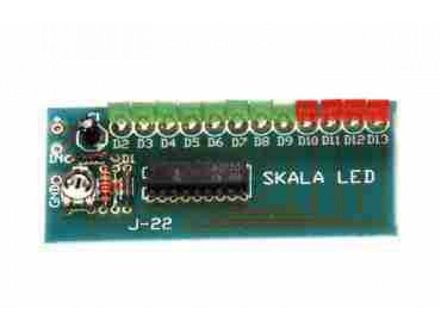 J-22 Skala LED mono