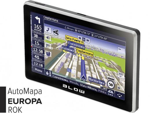 Nawigacja GPS50C BLOW 4gb...