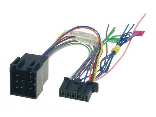 Złącze samochodowe KENWOOD iso 22pin  DDX5026, DDX8024BT, DDX8026BTY, DNX52220, DNX5240, DNX5260BT, DNX7240BT, DNX7260BT, DNX82