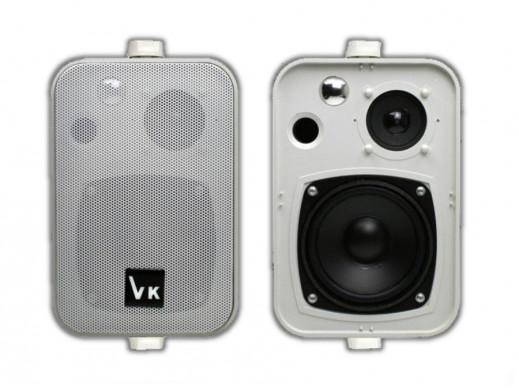 Kolumna monitor odsłuchowy VK1050 VoiceKraft biały